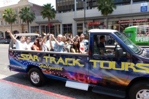 Hollywood Star Tours