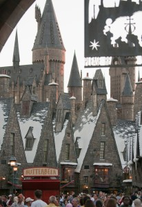 Harry Potter Tour Universal Studios