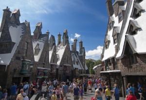 Harry Potter Ride Tour